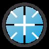 Purebeau precision operation icon